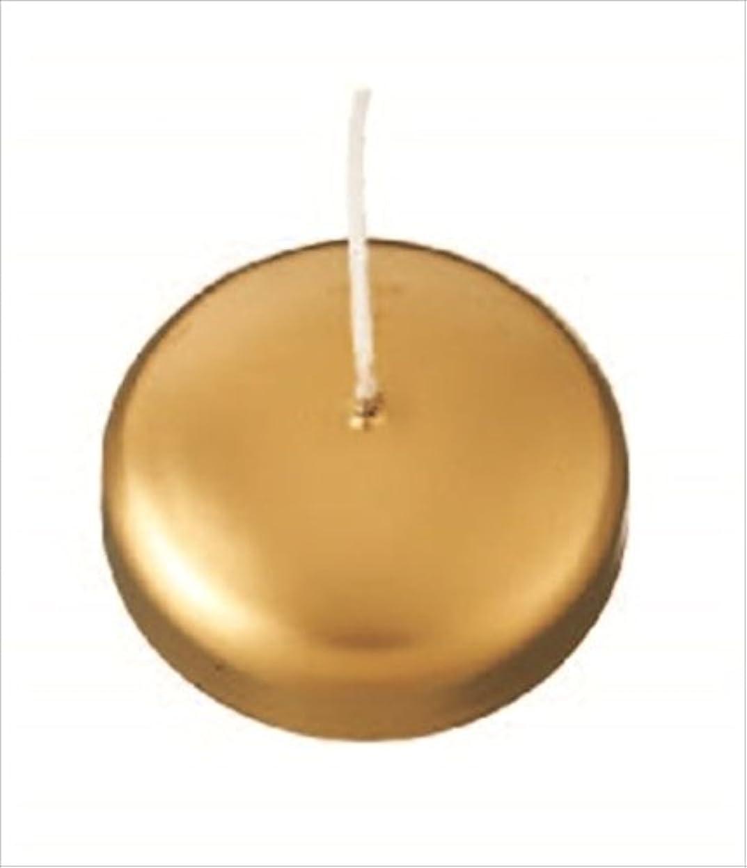 ファーム試み対称カメヤマキャンドル(kameyama candle) プール80 「 ゴールド 」