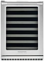 Electrolux Icon Ranking integrated 1st place Seasonal Wrap Introduction E24WL50QS Professional Wine Cooler Under-Counter