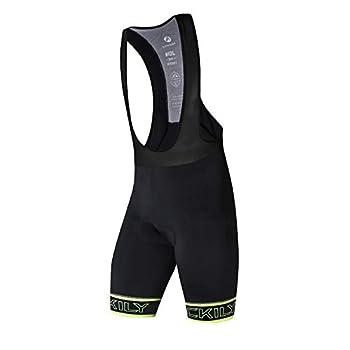 NUCKILY Men s Cycling Bib Shorts MTB Road Bike Bicycle 3D Padded Pants Breathable