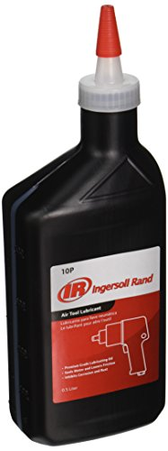 Ingersoll Rand 10P Edge Series Premium Grade Air Tool Oil,...
