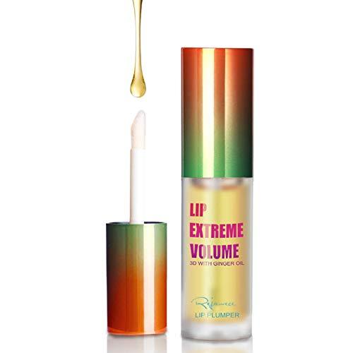 Lip Plumper, Lippenbalsam, Lip Balm, Lip Booster, Lip Enhancer, Lippenpflegestift, natürliche Lippenpflege, Lip Plumper Effekt, Lip Plumping Lip Serum Lipgloss (stark)