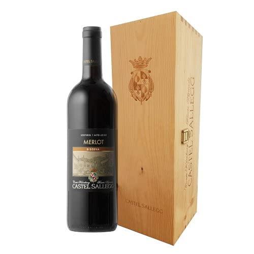 Merlot Riserva DOC Alto Adige Castel Sallegg (1 botella Jeroboam 3 litros)