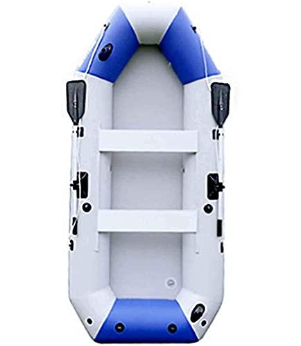 Kayak para 4 Personas, Regala Un Par De Hélices De Aleación De Aluminio, Una Llave De Válvula De Inflado + Kit De Reparación Deportes Acuáticos