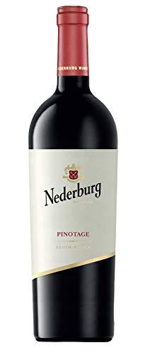 6x 0,75l - 2019er - Nederburg - Pinotage - Western Cape W.O. - Südafrika - Rotwein trocken