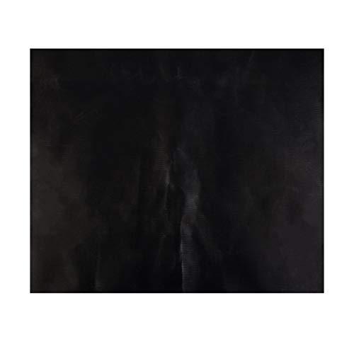 Kongqiabona-UK Mat 1Pc Reutilizable No Stick BBQ Grill Mat Hoja Placa Caliente Portátil Fácil de Limpiar Herramienta de Cocina Exterior Revestimiento de PTFE Elegante Tela de Fibra de Vidrio