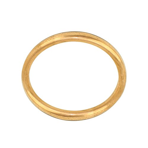 Caltric Exhaust Pipe Gasket Compatible With Honda Cbr250R Cbr250Ra Abs...