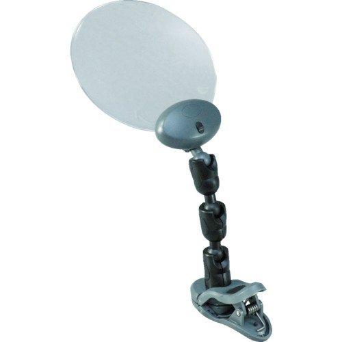 光 LEDライト付きルーペ クリップ HE07