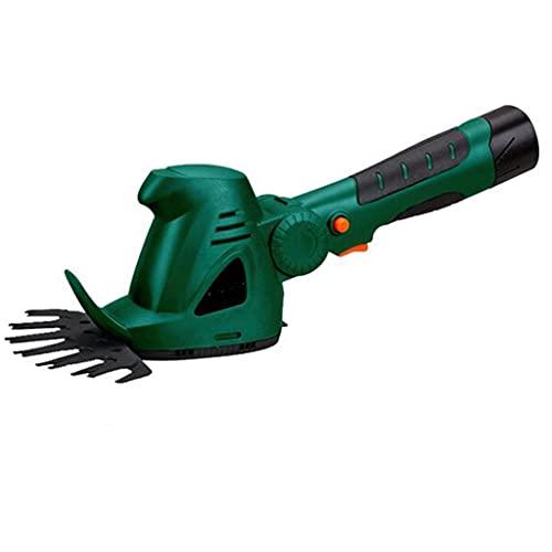 x-speed Cortacésped Recoger Y Cortar Césped Recoger Retractor Azada Agrícola Cortacésped Doméstico Pequeño (Color : Green, Size : 2)