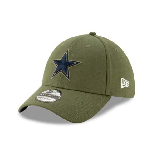 Amazon.com   Dallas Cowboys New Era Salute to Service 39Thirty Cap   Sports    Outdoors 770a33d88