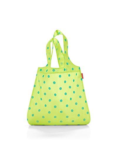reisenthel mini maxi shopper 43,5 x 60 x 7 cm / 15 l / lemon dots