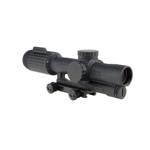 Lowest Price! Trijicon VC16-C-1600043 Vcog 1-6x24mm Green Horseshoe Dot/Crosshair Riflescope.223/77 ...