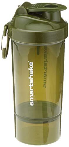 Smartshake ORIGINAL2GO Lite-Army Green One 800ml