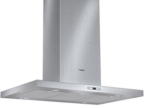 Bosch DIB091E50 Serie 6 Inselhaube / 90 cm / Wahlweise Abluft- oder Umluftbetrieb / edelstahl