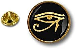 Spilla Pin pin's Spille spilletta Giacca Bandiera Badge Occhio di horo Horus