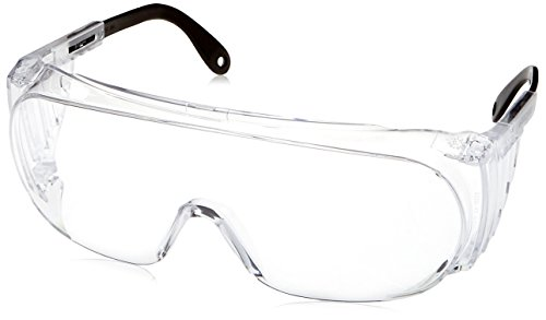 Uvex S0250X Ultra-spec 2000 Safety Eyewear, Clear Frame, Clear UV Extreme Anti-Fog Lens