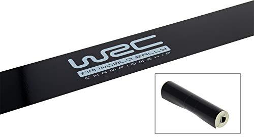 WRC - Kaufmann Neuheiten WR-KFZ-340 Sonnenschutz Banner, schwarz
