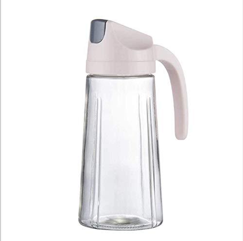 Service à thé service à thé lancement d'un nouveau 1PCS630ml bouteille d'huile de verre Soja Sauce de soja Vinaigre JAR Jar Bouteille de cuisine, pour vinaigre, sauce soja, une telle cuisson asindoor,