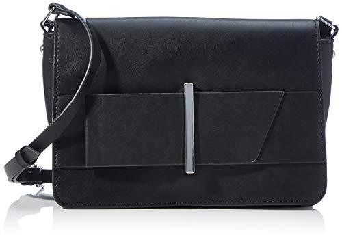 PIECES Damen PCSENADA Cross-Body Tasche, Black, ONE Size