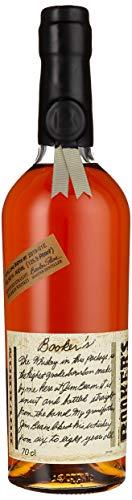 Booker's Bourbon Whisky, vollmundig, komplex mit kräftigem Geschmack, 62,95% Vol, 1 x 0,7l