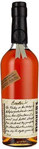 Booker's Bourbon Whisky (1 x 0.7 l)