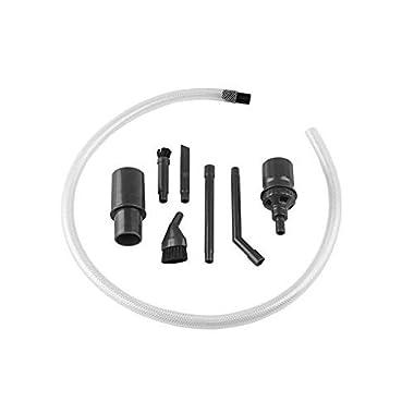 Shark Rocket Home & Car Detail Kit #XCDV300 - Micro Vacuum Attachment Kit 7 Piece