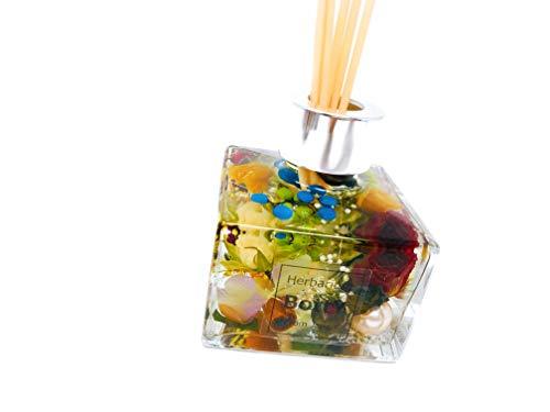 ボッティー『ローズの香りで癒されるオシャレなアロマハーバリウム・ディフューザー』