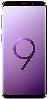 Samsung Galaxy S9 Dual Sim - 256 GB, 4 GB Ram, 4G LTE, Lilac Purple - Middle East Version, Sm-G960Fzphksa