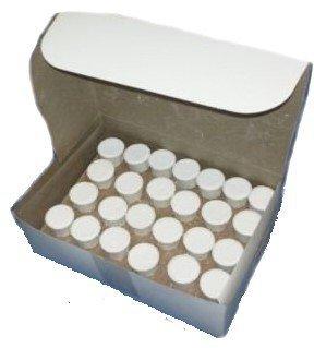Cascarilla, 20 unidades