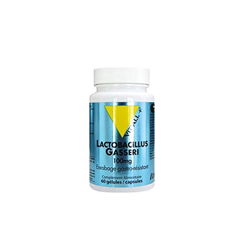 Vit'all+ - + Lactobacillus Gasseri 60 Gelules 100mg Vit all