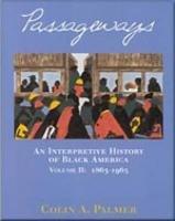 Passageways: An Interpretive History of Black America, Volume II
