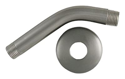 LDR 6-Inch Shower Arm And Flange