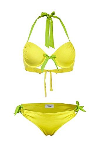 Heine Softcup-Bikini A-Cup Mehrfarbig Größe 38