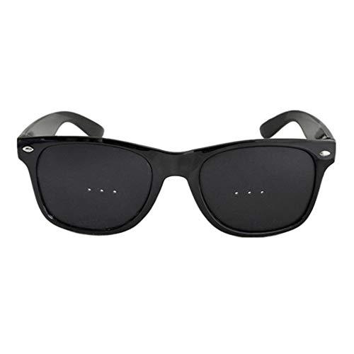 LIPIODOL Lochbrille Augentraining Rasterbrille Brille für Augentraining zur Entspannung und gezieltem Training