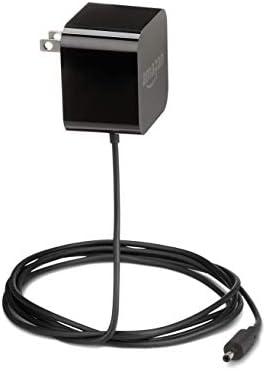 Amazon Echo Power Adapter 15W Black Echo Dot 3rd Gen Echo Dot with Clock Echo Show 5 Echo Spot product image