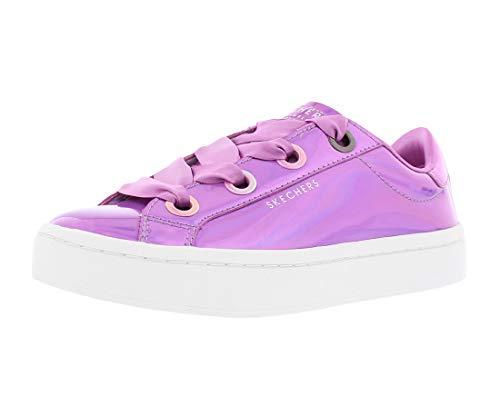 Skechers Damen Hi-lite- Liquid Bling Sneaker, Pink (Pink Pnk), 38 EU