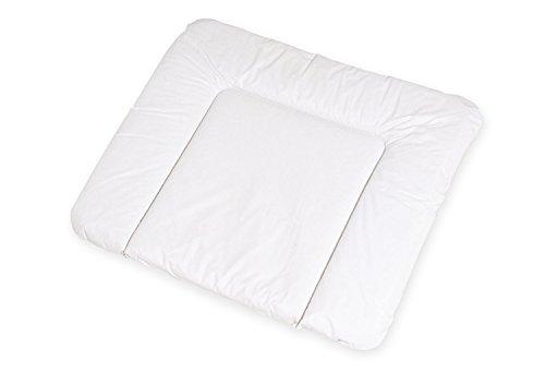 Pinolino - 711000 - Wickelauflage Komfort  in weiß, 85 x 75 cm - Füllung aus 100 % Polyester-Thermo-Vlies