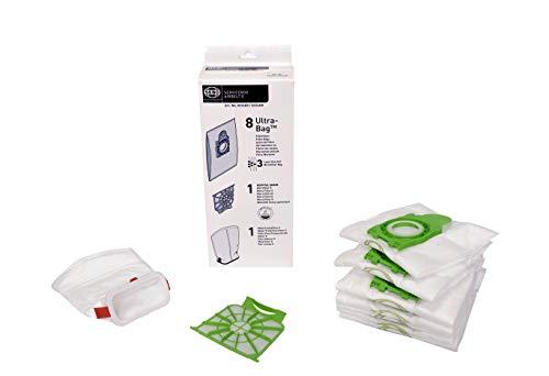 Preisvergleich Produktbild Sebo 8334Er Servicebox Für Airbelt E Inkl. 8 Ultrabag Filtertüten