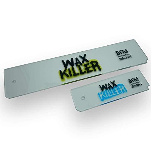 Wax-Killer Juego de cuchillas de extracción de cera en dos tamaños, 5...