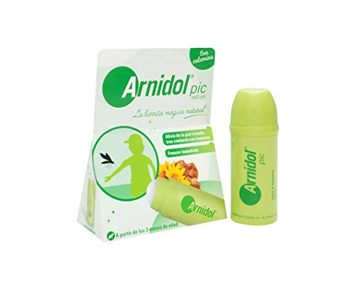 ARNIDOL Pic Roll-On 30ml, indicado para picaduras de