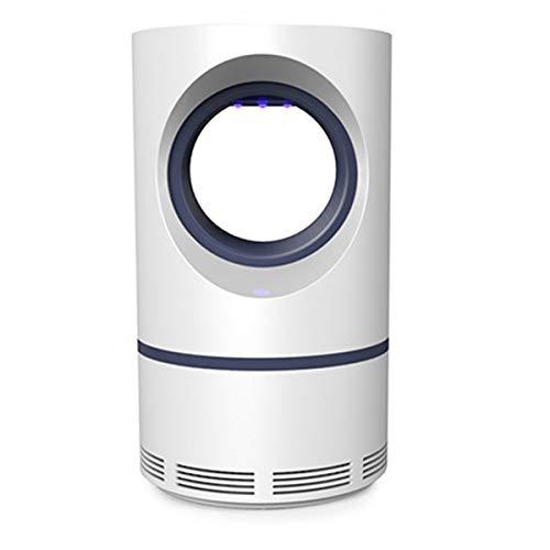 Leyee - Trampa eléctrica para mosquitos y mosquitos con carga USB, fotocatalizador,...