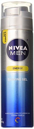 Price comparison product image NIVEA FOR MEN Energy,  Shaving Gel 7 oz