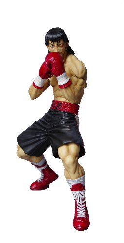 はじめの一歩 THE FIGHTING! New Challenger リアルフィギュア 外伝 「伊達 英二」 【スパイダーウェブ限定版】 (ノンスケール PVC塗装済み完成品)