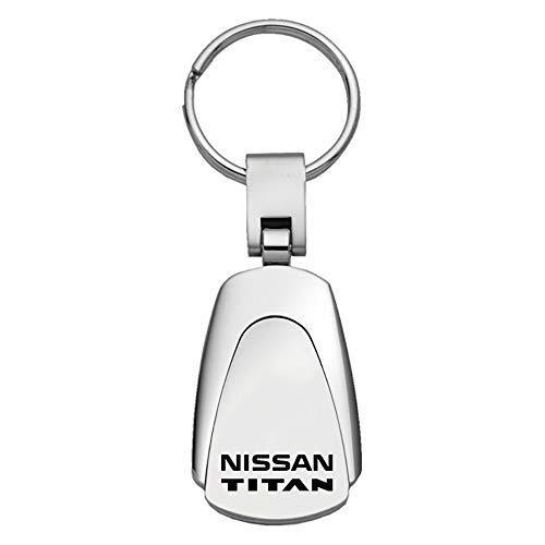 Nissan Titan Keychain & Keyring - Teardrop