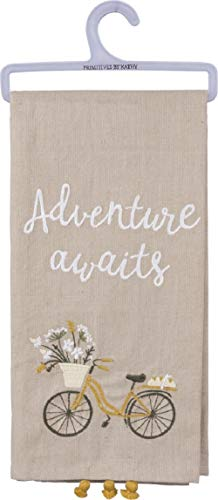 Top 10 Best Selling List for kitchen towels embroidered