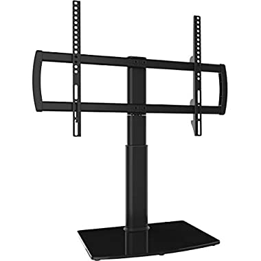 Universal Table Top TV Stand Legs for Sharp LC-46D92U Height Adjustable