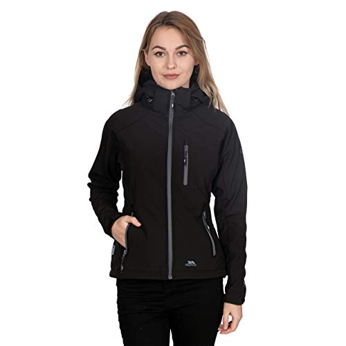 31APq0FpW+L. SS500  - Trespass Women's Tp75 Bela Ii Softshell Jacket
