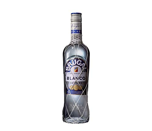 Brugal Blanco Supremo Ron Dominicano, 40% - 700 ml