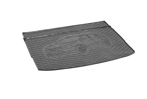 Kofferraumwanne Kofferraummatte Antirutsch RIGUM geeignet für Nissan Qashqai 2013-2020 Perfekt angepasst + EXTRA Auto DUFT