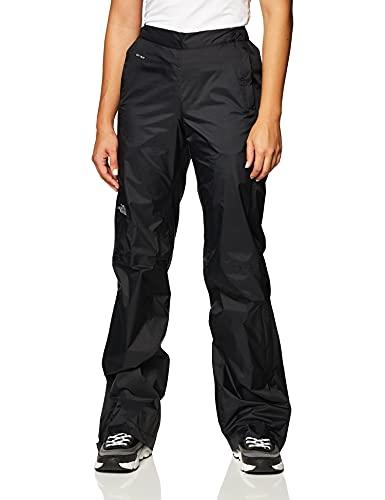 The North Face Women's Venture 2 Half Zip Pant, TNF Black/TNF Black, M-REG