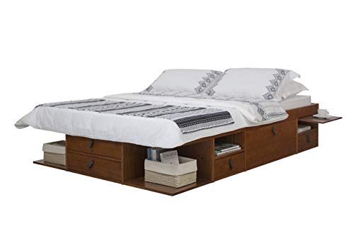 The Memomad beds are the best beds for small bedrooms and desgined to fit in a corner of a small room.